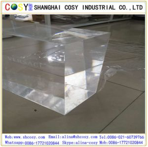 Transparent Color Cast PMMA Sheet /Acrylic Sheet for Advertising pictures & photos