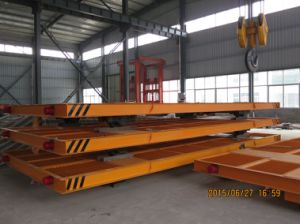 Industrial Motorized Transfer Flat Cart pictures & photos