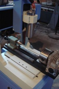 CNC Router for Engraving and Cutting (360X360mm) pictures & photos