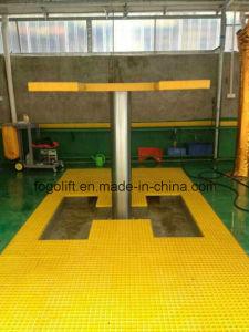3000kgs Single Post Parking Car Lift pictures & photos