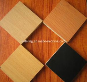 Decorative Melamined Laminated MDF, Melamine Faced MDF pictures & photos