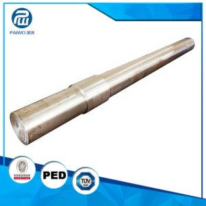 High Precision Forged 40cr Gear Shaft According to Drawings pictures & photos