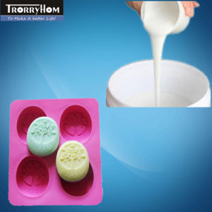 Addition Cure Silicone for Soap Molds Making pictures & photos