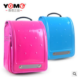 Ransel Japan Korean Student PU School Bags/Backpack with High Quality Randoseru