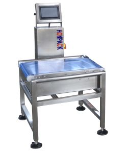 Hcw7040 Online Checkweigher for Food pictures & photos