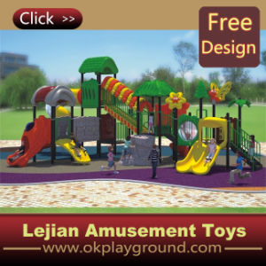 SGS Hot Style Resort Priority Children Outdoor Playground (X1437-5) pictures & photos