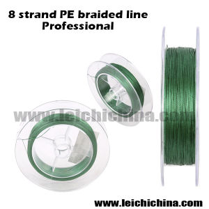 8 Strand PE Braided Line Professional pictures & photos