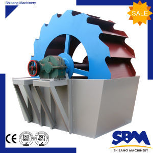 Sbm Xsd3016 Silica Sand Washing Machine for Sale pictures & photos