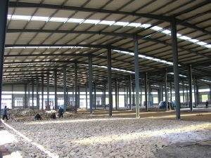 Warehouse in Africa pictures & photos