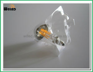 Mirror A60 E27 LED Filament Bulb Light 4W 6W 8W Dimmable 220V 110V pictures & photos