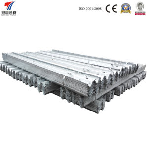 Highway Guardrail Crash Barrier