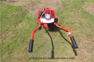 Worm Drive Single Gear Mini Tiller for Hot Sale pictures & photos