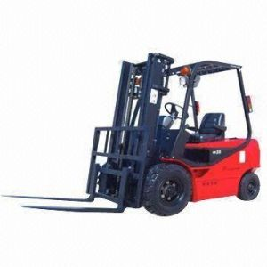 3 Ton Electric Forklift with 500mm Load Center