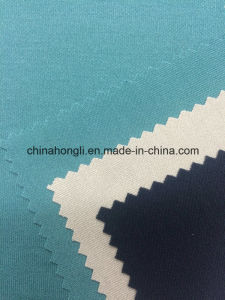 40s P/R65/35 210GSM Interlock Knitting Fabric pictures & photos