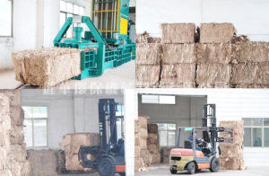 Automatic Compression Packing Machinery,Small Baler (Wind-Absorbing) Waste Balers (KHM-60/80/100)