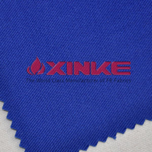 SGS Fire Retardant Clothing Fabric for Fr Industry
