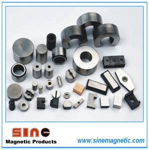 High Temperature Strong Permanent Magnetic Material pictures & photos