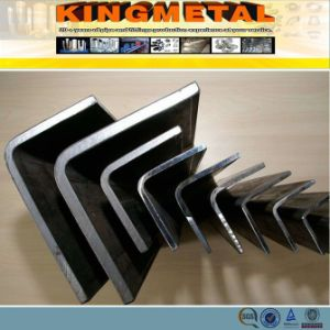 A36 Unequal / Equal Hot Rolled Mild Steel Angle Bar pictures & photos