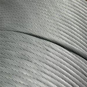 Distribution Line Galvanized Steel Wire Galvanized Wire pictures & photos
