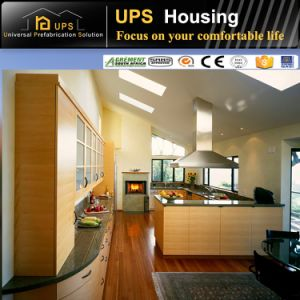 SABS Certificated Prefab Home with Kitchen Facilities for Exporting pictures & photos