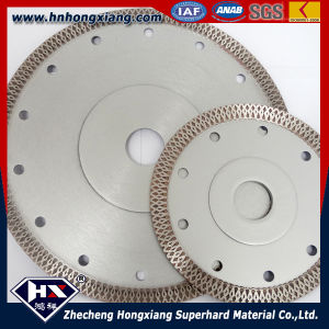Hot Selling Turbo Diamond Saw Blade for Title Granite Marble Cutting pictures & photos