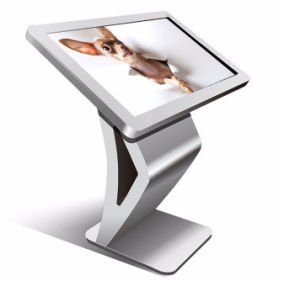 LCD Display Floor Standing 47 Inch Touch Screen Kiosk pictures & photos