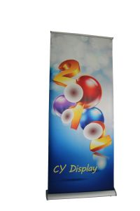 Classical Aluminum Roll up Display (CY-RS-N-25) with SGS Certification pictures & photos