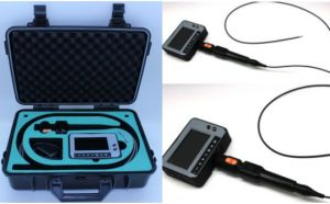 Flexible Industry Endoscope Without Tip Articulation, 5m Testing Cable Length pictures & photos