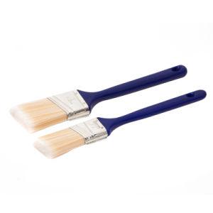 Angular Sash Brush with Plastic Handle B037 pictures & photos