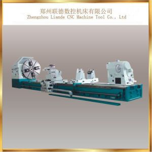 High Accuracy Economic New Horizontal Heavy Lathe Machine C61250 pictures & photos