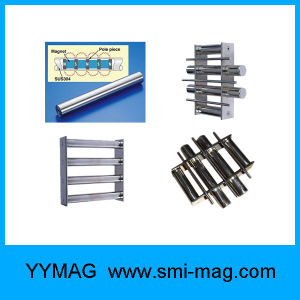 Customized NdFeB Magnetic Grate/Grill/Grids/Hopper Magnet pictures & photos