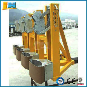 All Steel Safe Clamping Forklift Attachment Drum Lifter