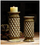 Big Candle Holder for Hotel Shop Bar Home Furnishing Decor (sp-526)