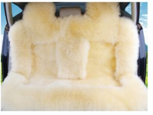 Australia 100% Wool Shipskin Car Seat Covers pictures & photos