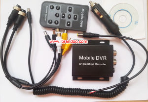 1 Channel Car DVR, Support Alarm Input Trigger, Suit for Bus, Taxi Used pictures & photos