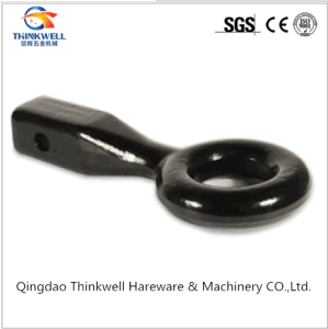 High Quality Forged Mounted Trailer Hicth Receiver Tow Eye pictures & photos