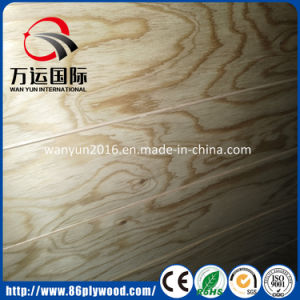 Furniture Grade Grooved/Finger Joint Knotty Pine Plywood 18mm pictures & photos