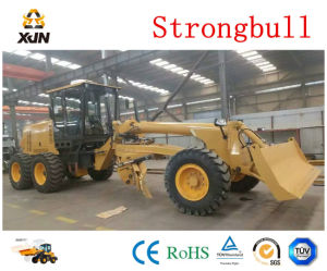 New Earth Moving Machine Articulated Motor Grader for Sale pictures & photos