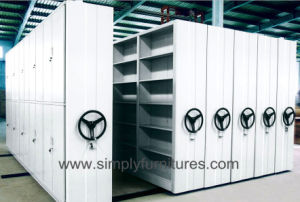 Mobile Warehouse Storage Cabinet for Online Retailers (T4A-04SW) pictures & photos