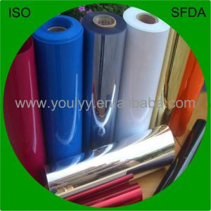 PVC Sheeting Roll pictures & photos