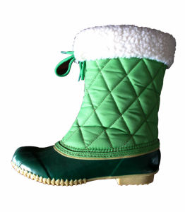 Ladies′ Fashionable Snow Boots pictures & photos