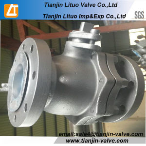 Flange Stainless Steel Ball Valve pictures & photos