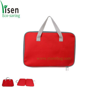 Polyester Durable Lady Handbag (YSHB00-006) pictures & photos