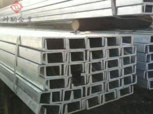 Galvanized Steel Channel for Decoration