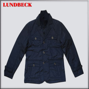 Fashion Jacket for Men Nylon Coat with Good Quality pictures & photos