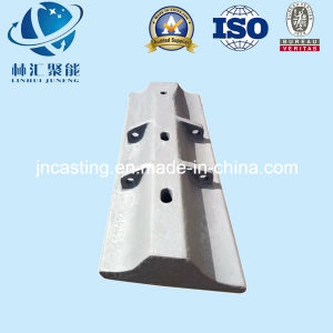 Sand Casting out Feed Liner Plate/ Mining Machinery Parts