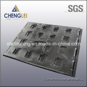 Jaw Plate, High Manganese Steel Jaw Crusher Wear Parts, Jaw Die pictures & photos