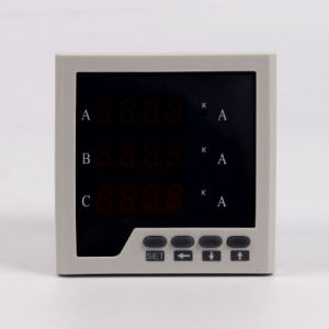 Three Phase Digital LED Display Electric Ammeter pictures & photos