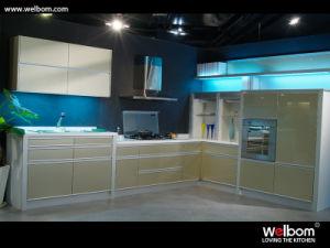 Welbom Wholesale Kitchen Furniture Modern Wall Kitchen Cupboard Designs pictures & photos