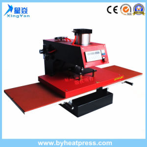 Double Station Pneumatic Heat Press Machine pictures & photos